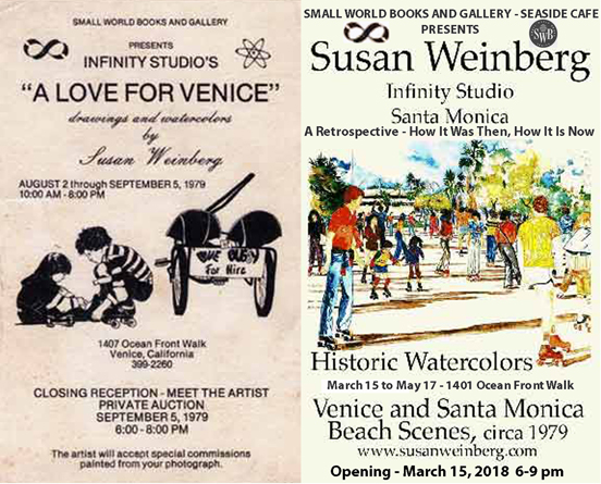 original and new show cards